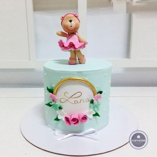 детский торт - для миланы