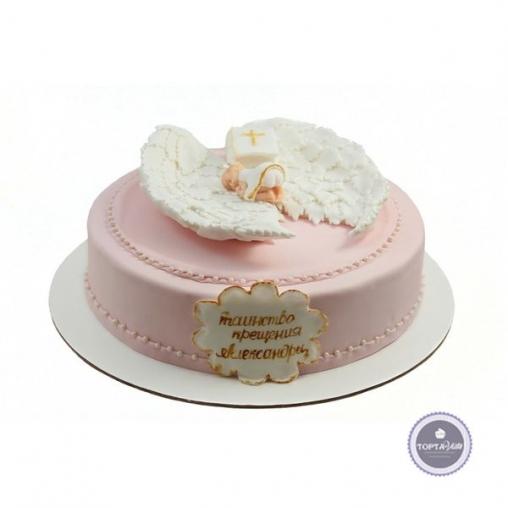 детский торт - крестины