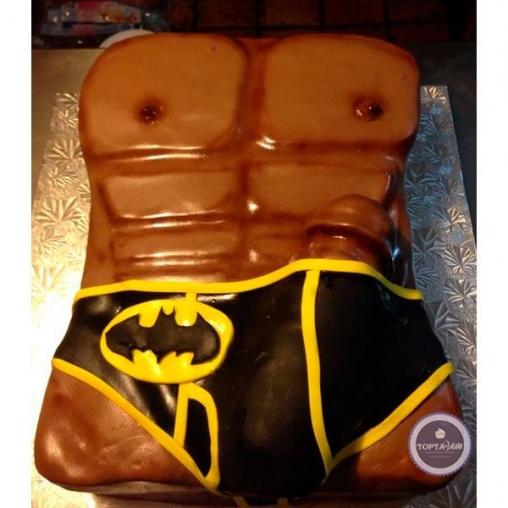 эротический торт шоколадный мэн