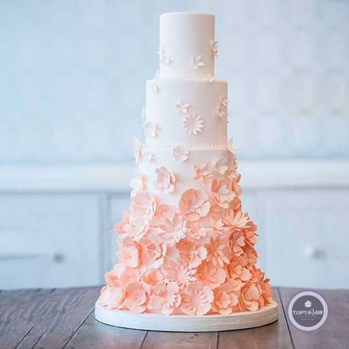 свадебный торт - соната