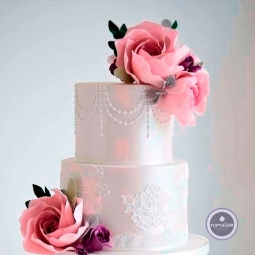 Свадебный торт Рандеву