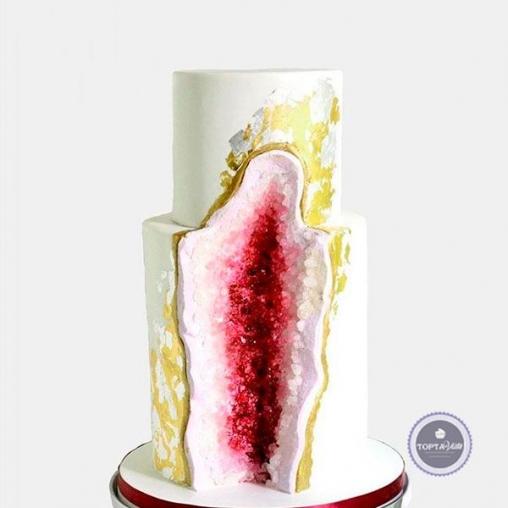 праздничный торт начинка