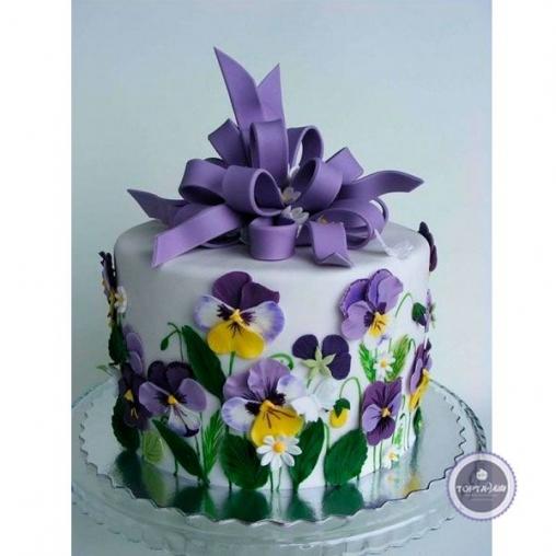 торт для женщин анюта