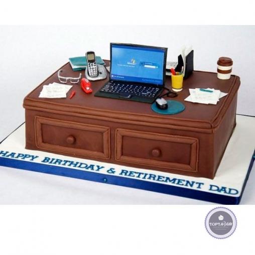 торт для мужчин boss