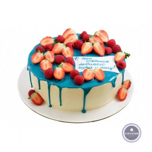 торт без мастики леди ночь