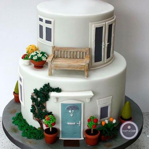 праздничный торт все дома