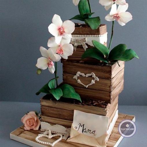 торт для женщин мамочке