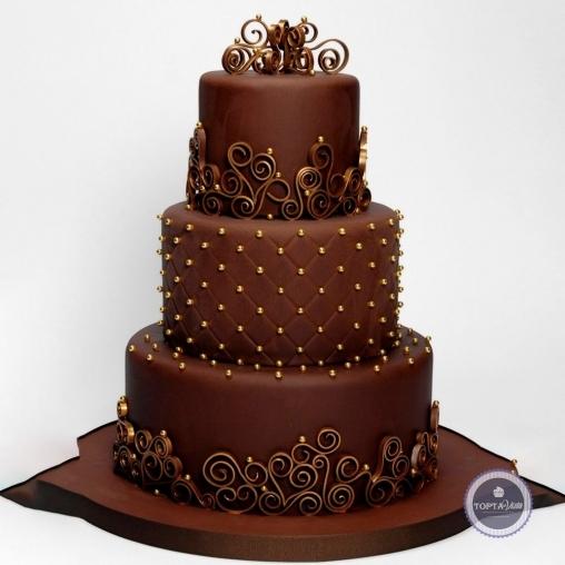 свадебный торт - маргарита