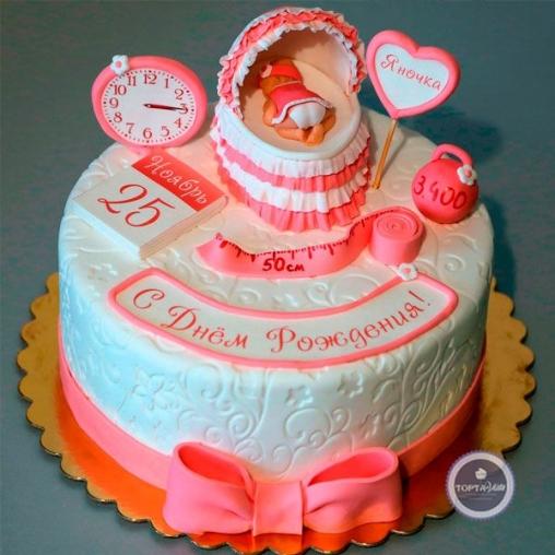 детский торт наше чудо