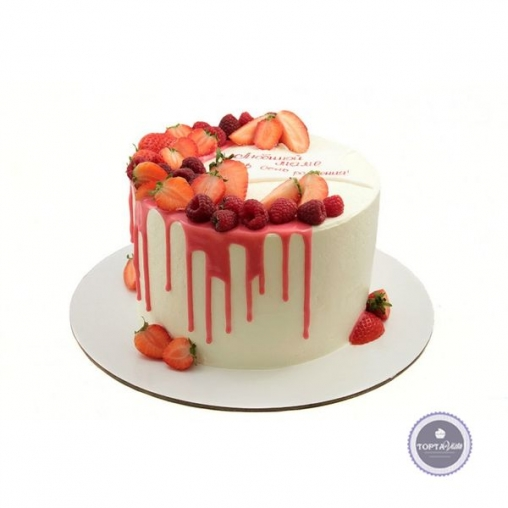 Торт без мастики Джульфетто