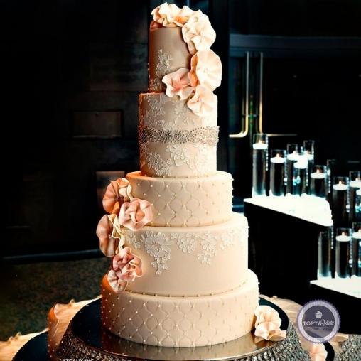 свадебный торт - элита