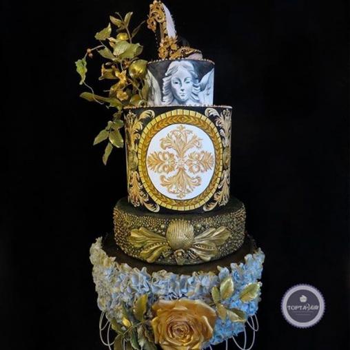 торт для женщин императрица