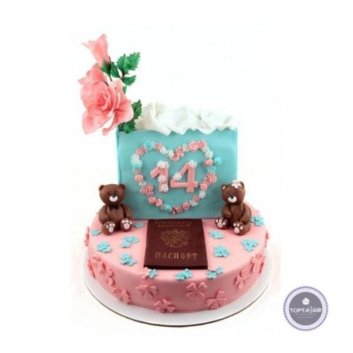 торт - прощай детство