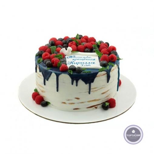 Торт без мастики Тайна