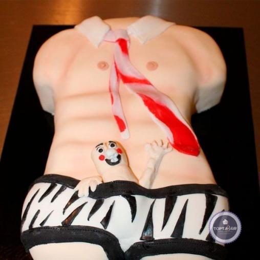 эротический торт привет