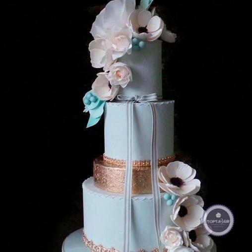 свадебный торт на всю жизнь