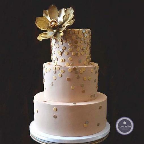свадебный торт линси