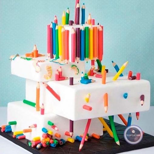 детский торт набор
