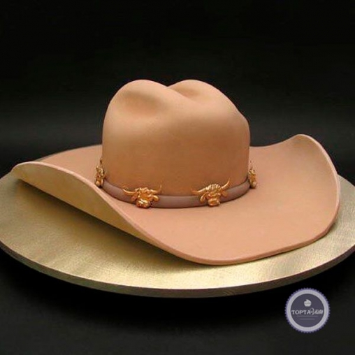 торт для мужчин ковбой