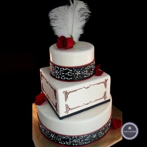 свадебный торт - фавор