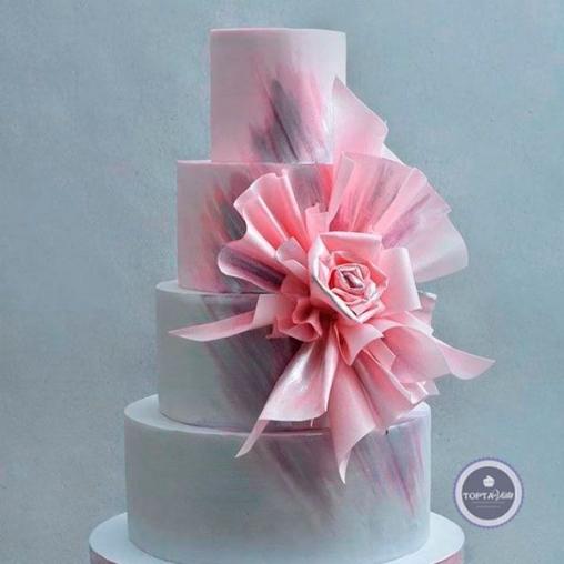 свадебный торт испания