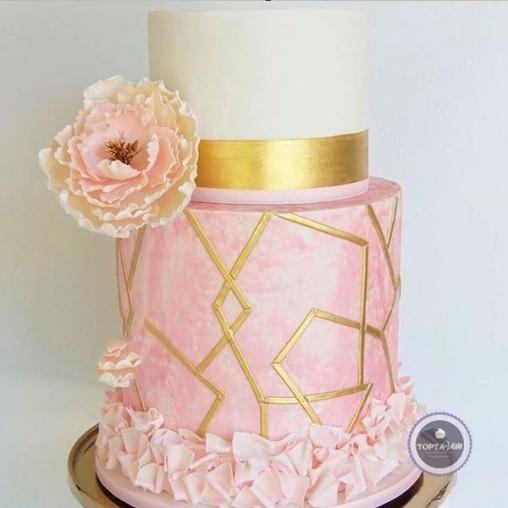 свадебный торт штефания