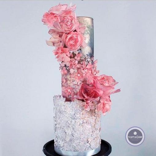 свадебный торт искушение