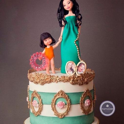 детский торт мои любимые