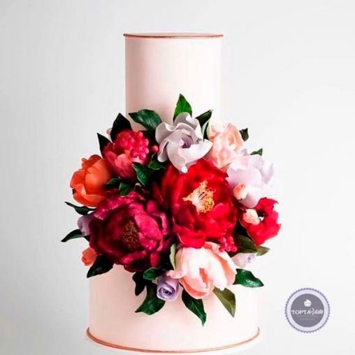 Свадебный торт Вместе