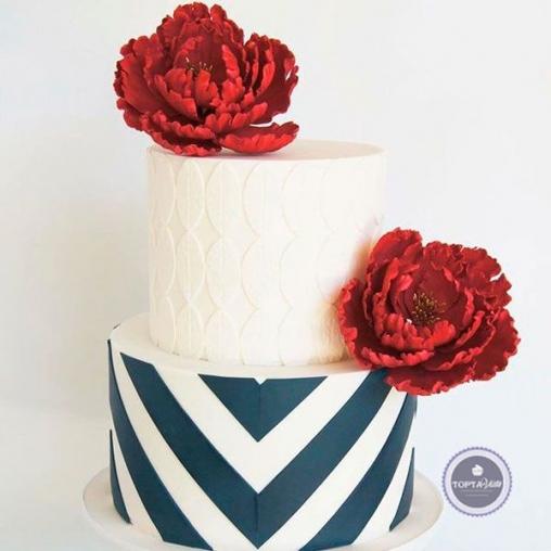 свадебный торт ирландия