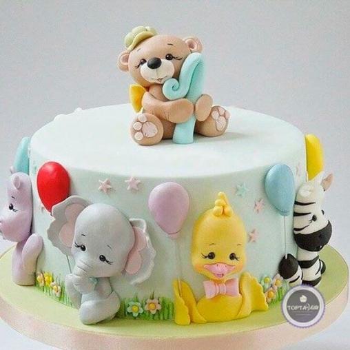 детский торт милашка