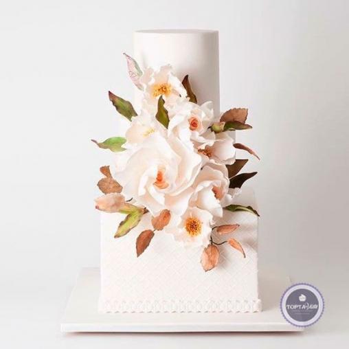 свадебный торт азалиус