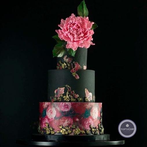 свадебный торт сан-марио