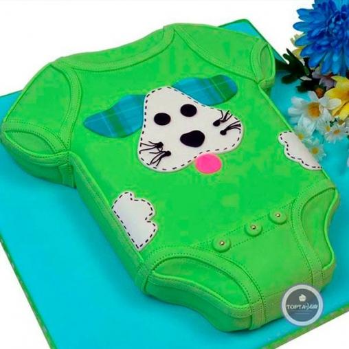 Детский торт Боди