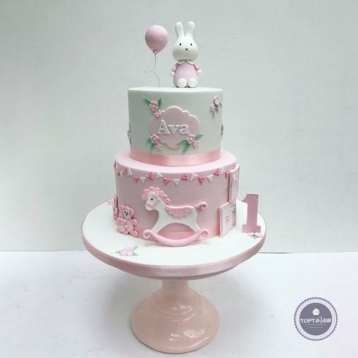 детский торт - лучшее время