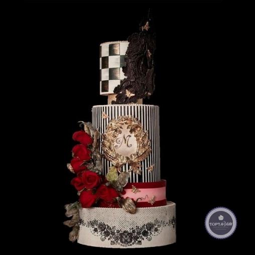 свадебный торт мондиаль