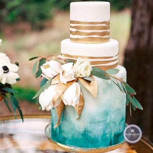 свадебный торт лаура