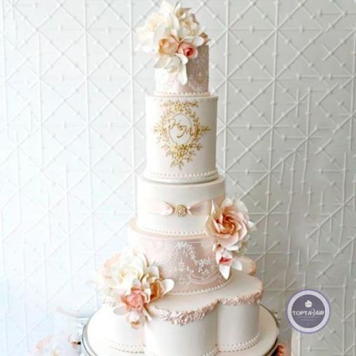 свадебный торт романс
