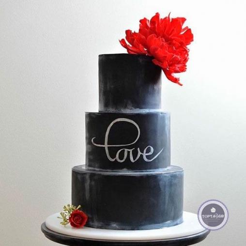 свадебный торт готин