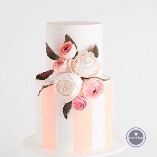 Свадебный торт Мирель