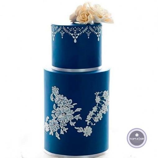 свадебный торт мечта