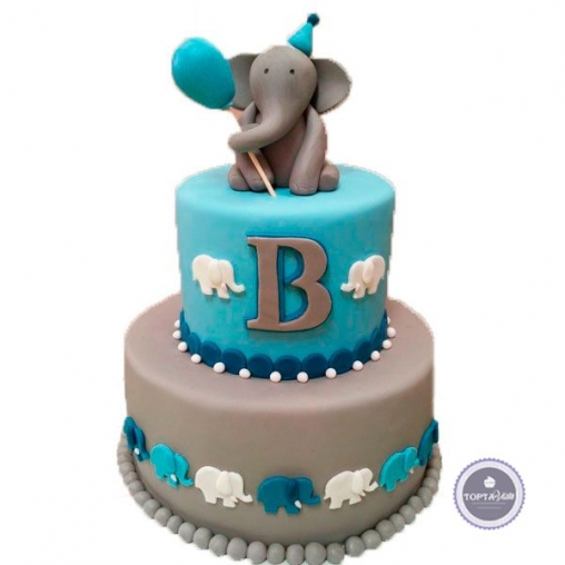 детский торт baby bu
