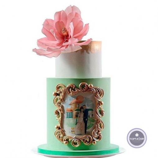 свадебный торт грёзы