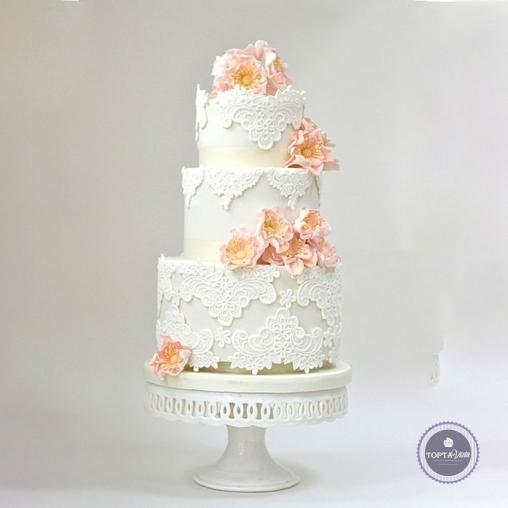 свадебный торт - испания