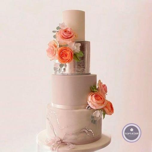 свадебный торт amore