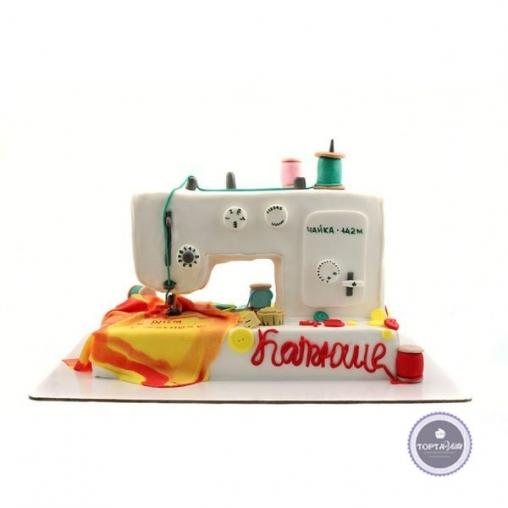 Торт на день рождение - Чайка