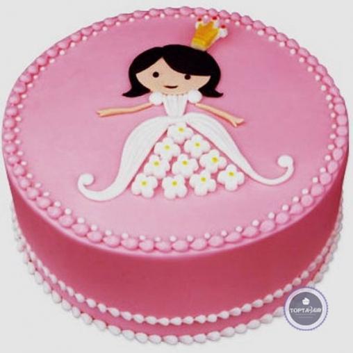 детский торт настенька