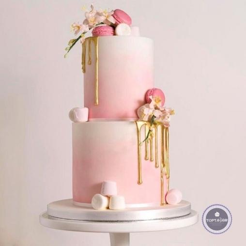 детский торт - смузи