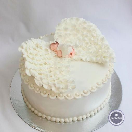 Детский торт - Ангелочек