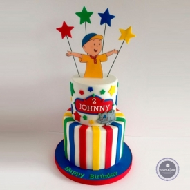 Детский торт - Johnny 2